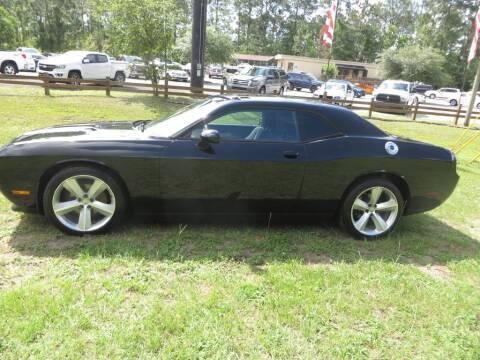 2013 Dodge Challenger for sale at Ward's Motorsports in Pensacola FL
