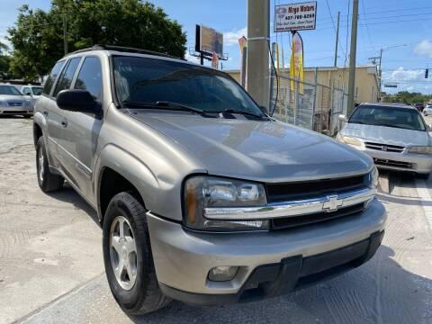 2003 Chevrolet TrailBlazer for sale at Mego Motors in Orlando FL