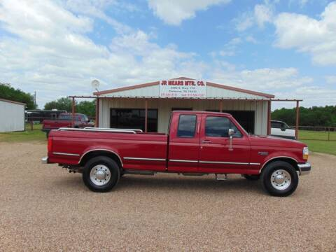 1995 Ford F-250 for sale at Jacky Mears Motor Co in Cleburne TX