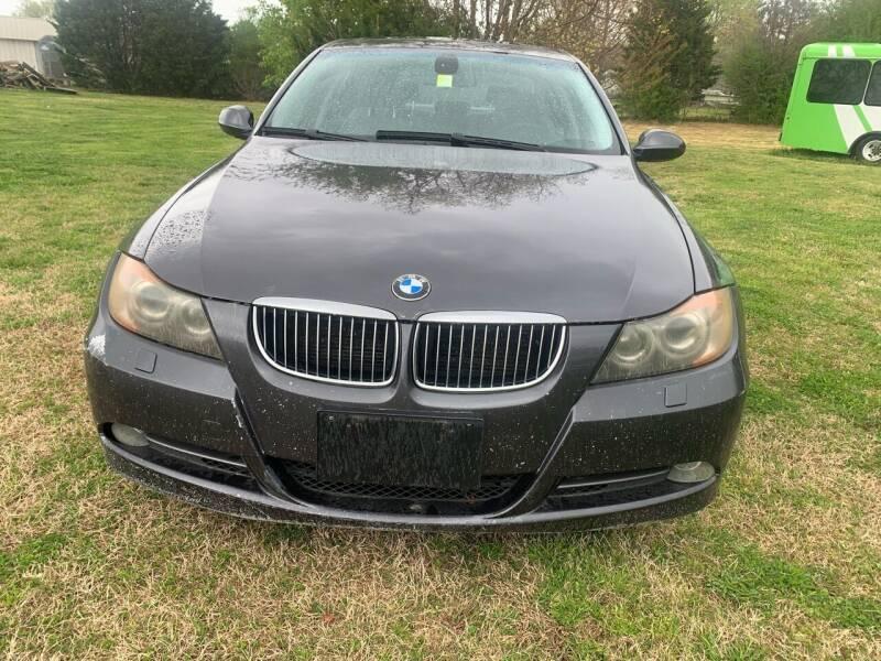 2006 BMW 3 Series for sale at Samet Performance in Louisburg NC