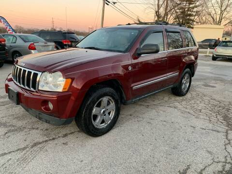 2006 Jeep Grand Cherokee for sale at STL Automotive Group in O'Fallon MO