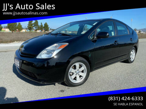 2005 Toyota Prius for sale at JJ's Auto Sales in Salinas CA