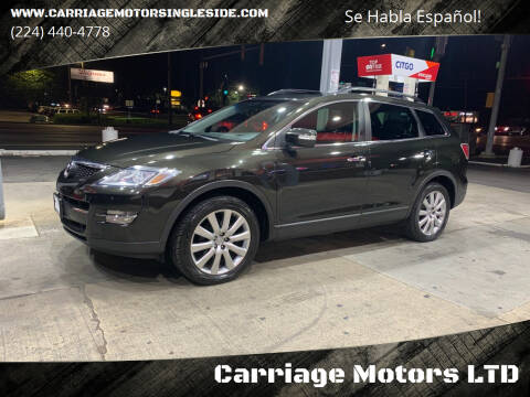 2008 Mazda CX-9 for sale at Carriage Motors LTD in Ingleside IL