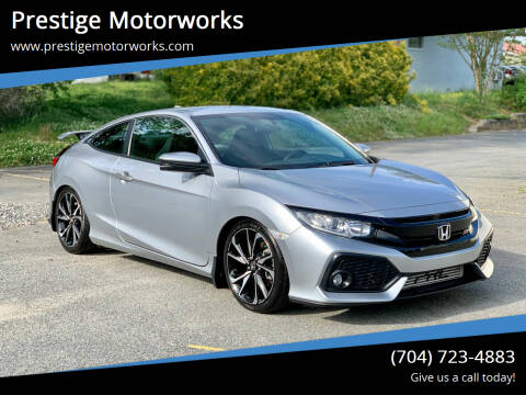 2018 Honda Civic for sale at Prestige Motorworks in Concord NC
