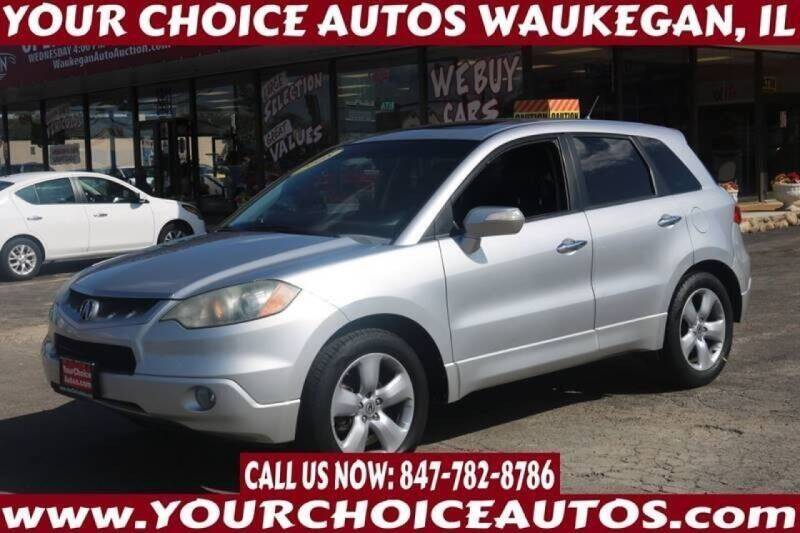 2008 Acura RDX for sale at Your Choice Autos - Waukegan in Waukegan IL
