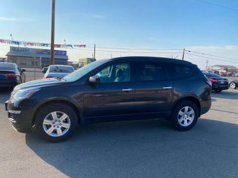 2014 Chevrolet Traverse for sale at First Choice Auto Sales in Bakersfield CA