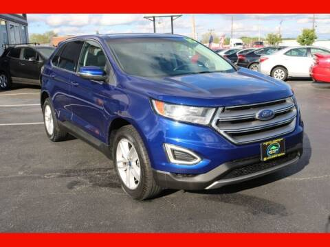 2015 Ford Edge for sale at AUTO POINT USED CARS in Rosedale MD