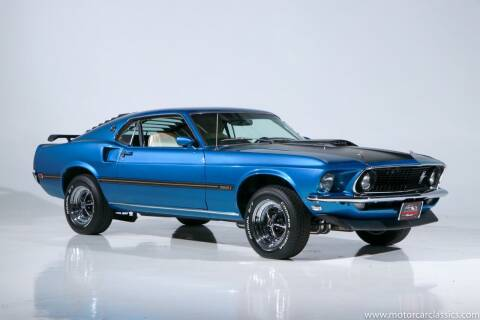 1969 Ford Mustang for sale at Motorcar Classics in Farmingdale NY