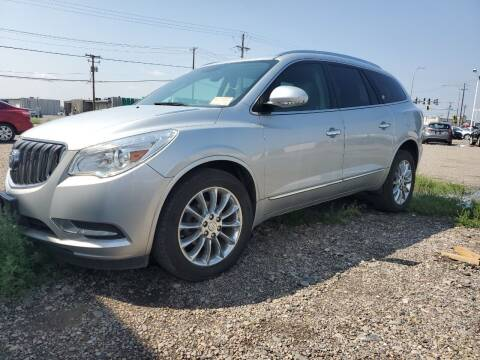 2013 Buick Enclave for sale at Revolution Auto Group in Idaho Falls ID