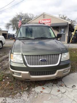 2004 Ford Expedition for sale at DAVINA AUTO SALES in Orlando FL