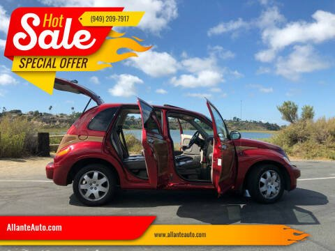 2003 Chrysler PT Cruiser for sale at AllanteAuto.com in Santa Ana CA
