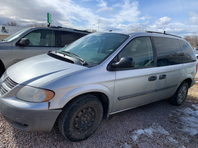2007 Dodge Caravan for sale at Main Street Motors in Rapid City SD