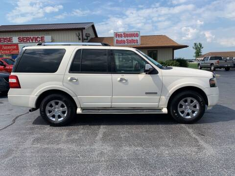 2008 Ford Expedition for sale at Pro Source Auto Sales in Otterbein IN