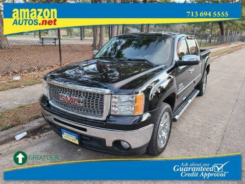 2009 GMC Sierra 1500 for sale at Amazon Autos in Houston TX