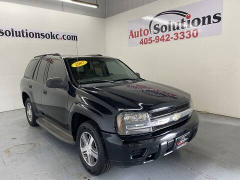 2007 Chevrolet TrailBlazer for sale at Auto Solutions in Warr Acres OK