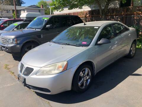 2008 Pontiac G6 for sale at Blue Line Auto Group in Portland OR