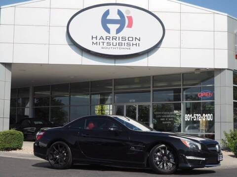 2015 Mercedes-Benz SL-Class for sale at Harrison Imports in Sandy UT