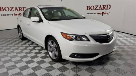 2015 Acura ILX for sale at BOZARD FORD in Saint Augustine FL