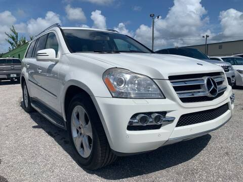 2011 Mercedes-Benz GL-Class for sale at Marvin Motors in Kissimmee FL