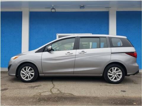 2013 Mazda MAZDA5 for sale at Khodas Cars in Gilroy CA