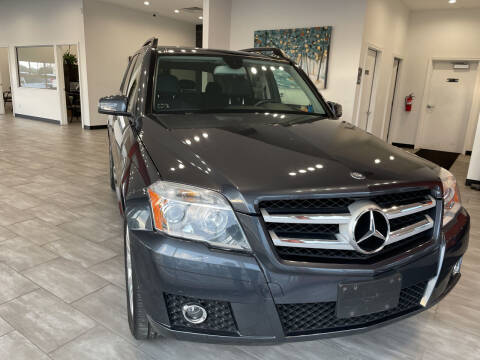 2010 Mercedes-Benz GLK for sale at Evolution Autos in Whiteland IN