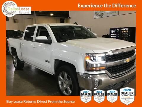 2017 Chevrolet Silverado 1500 for sale at Dallas Auto Finance in Dallas TX