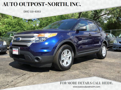 2011 Ford Explorer for sale at Auto Outpost-North, Inc. in McHenry IL