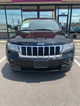 2012 Jeep Grand Cherokee for sale at Kinston Auto Mart in Kinston NC