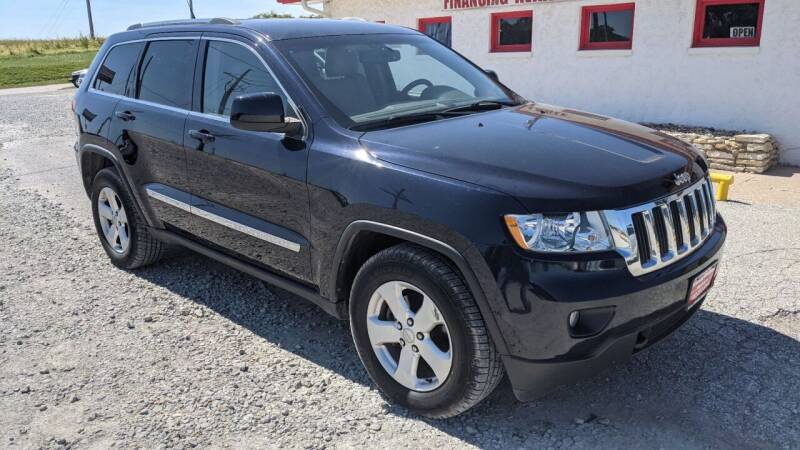2011 Jeep Grand Cherokee for sale at Sarpy County Motors in Springfield NE