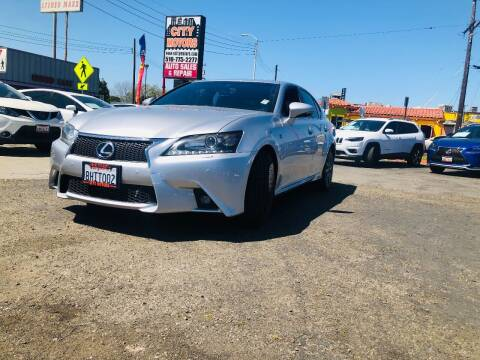 2013 Lexus GS 350 for sale at City Motors in Hayward CA