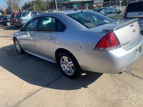 2013 Chevrolet Impala for sale at Whites Auto Sales in Portsmouth VA