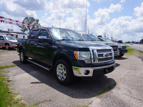 2012 Ford F-150 for sale at BLUE RIBBON MOTORS in Baton Rouge LA