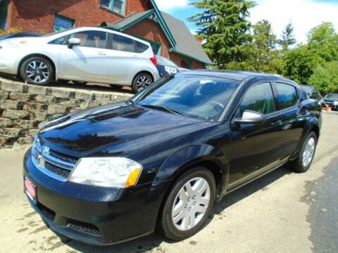 2013 Dodge Avenger for sale at Carsmart in Seattle WA