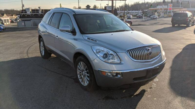 2011 Buick Enclave for sale at Newport Auto Group in Austintown OH