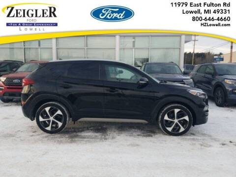 2018 Hyundai Tucson for sale at Zeigler Ford of Plainwell- Jeff Bishop in Plainwell MI