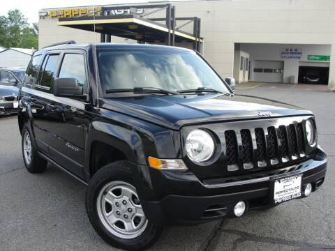2015 Jeep Patriot for sale at Perfect Auto in Manassas VA