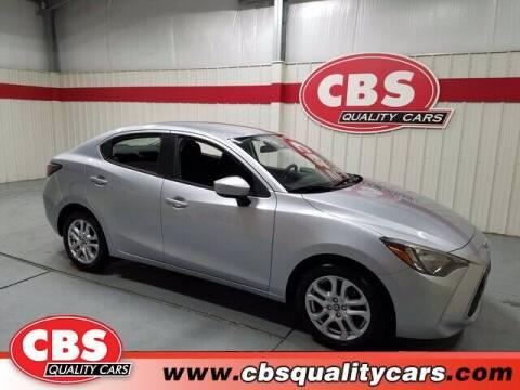 2018 Toyota Yaris iA for sale at CBS Quality Cars in Durham NC