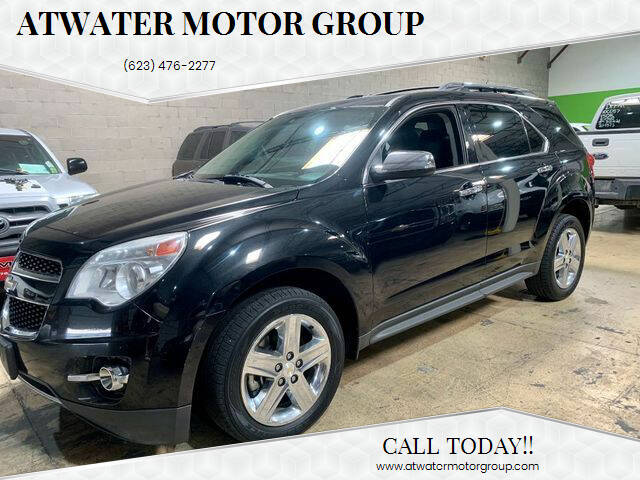 2014 Chevrolet Equinox for sale at Atwater Motor Group in Phoenix AZ