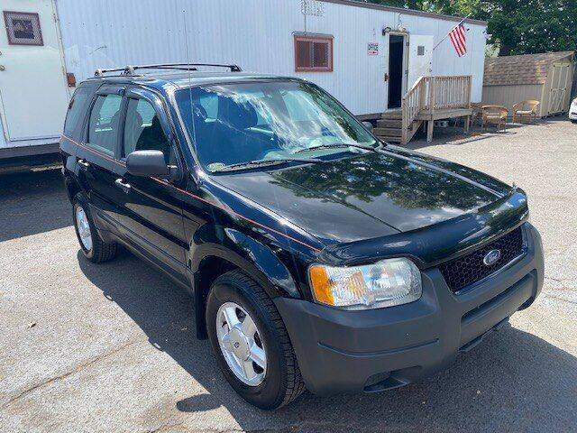 2003 Ford Escape for sale at Exem United in Plainfield NJ