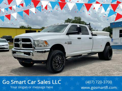 2017 RAM Ram Pickup 3500 for sale at Go Smart Car Sales LLC in Winter Garden FL