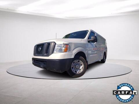 2016 Nissan NV Cargo for sale at Carma Auto Group in Duluth GA