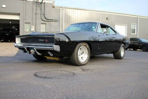 1968 Dodge Charger for sale at Great Lakes Classic Cars & Detail Shop in Hilton NY