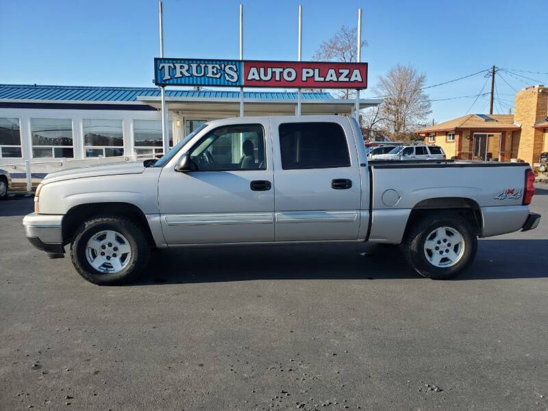 2006 Chevrolet Silverado 1500 for sale at True's Auto Plaza in Union Gap WA