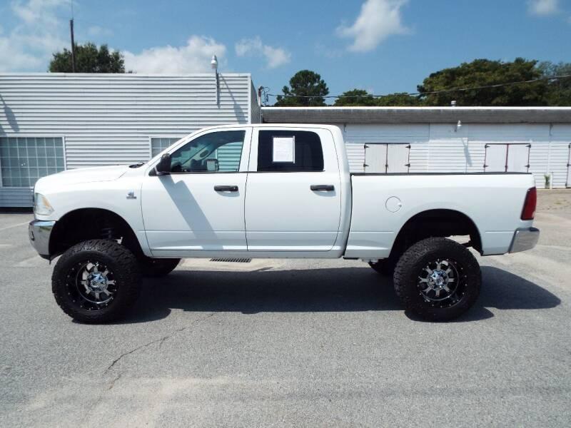 2011 RAM Ram Pickup 2500 for sale at USA 1 Autos in Smithfield VA