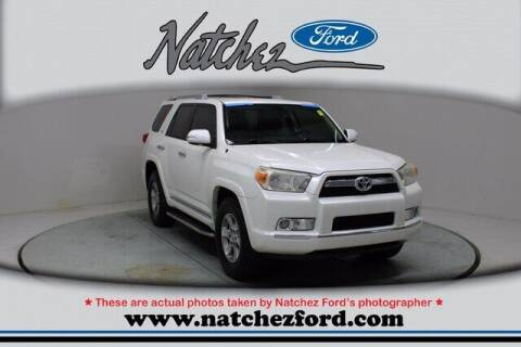 2012 Toyota 4Runner for sale at Auto Group South - Natchez Ford Lincoln in Natchez MS