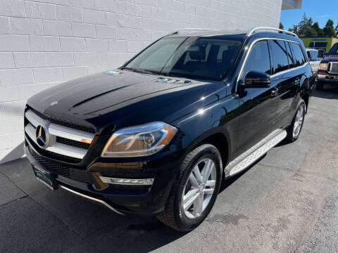 2013 Mercedes-Benz GL-Class for sale at APX Auto Brokers in Edmonds WA