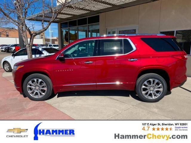 2020 Chevrolet Traverse for sale in Sheridan, WY