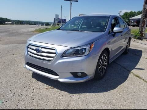 2019 Subaru Legacy for sale at Kansas City Car Sales LLC in Grandview MO