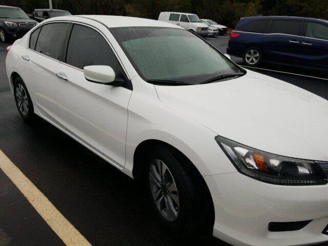 2015 Honda Accord for sale at Lou Sobh Kia in Cumming GA