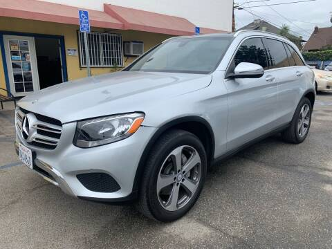 2017 Mercedes-Benz GLC for sale at Auto Ave in Los Angeles CA